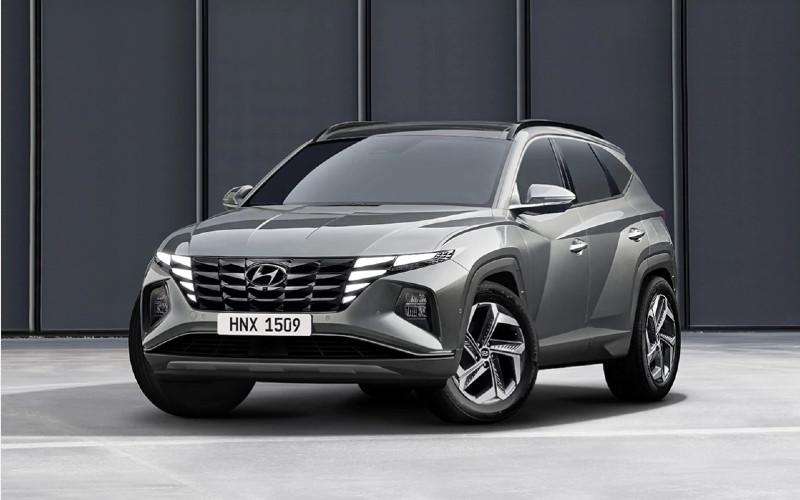 Ilustrasi - Tucson baru mulai dijual di Korea pada September sebagai model 2021. Ini akan mulai dijual di AS dan pasar global lainnya sebagai model 2022 yang dimulai dari paruh pertama 2021.  - Hyundai