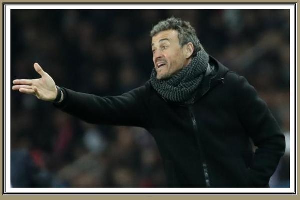 Pelatih tim nasional Spanyol Luis Enrique - Reuters