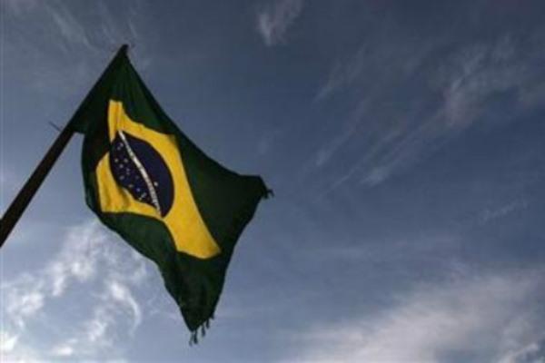 Bendera Brasil - Reuters