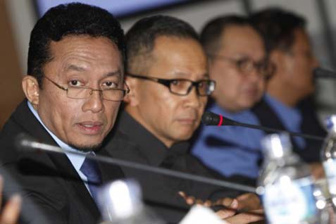 Politisi Partai Keadilan Sejahtera (PKS) Tifatul Sembiring (Paling kiri) - Istimewa