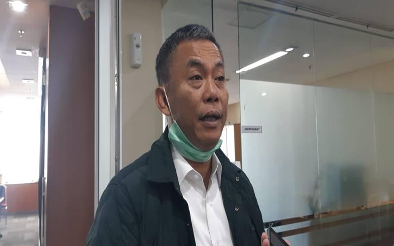 Ketua DPRD DKI Jakarta Prasetyo Edi Marsudi. JIBI - Bisnis/Aziz Rahardyan