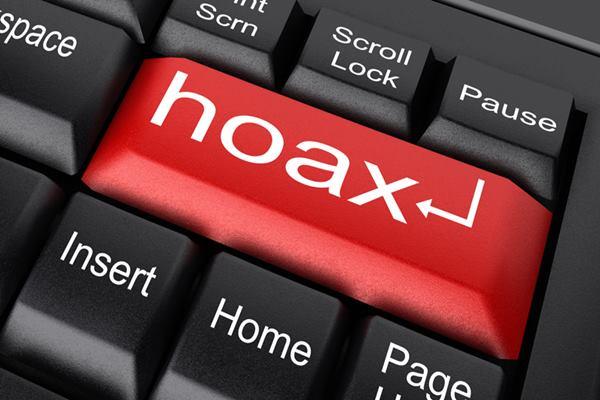 Ilustrasi hoax - Istimewa