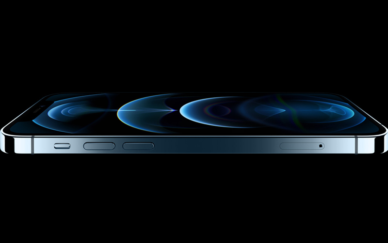 Ilustrasi iPhone 12 Pro.  - Dok. apple.com