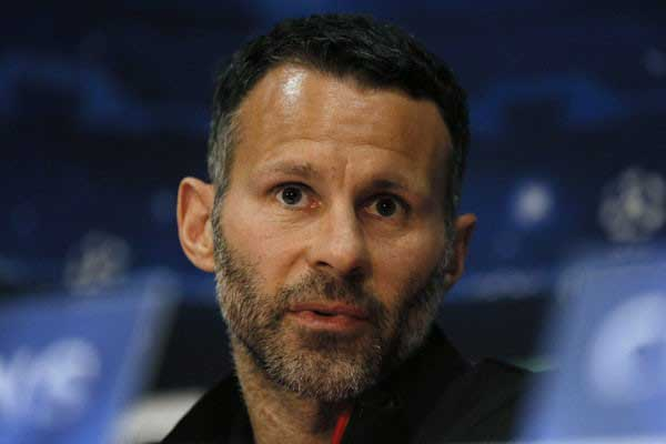 Ryan Giggs - Reuters/Stefan Wermuth