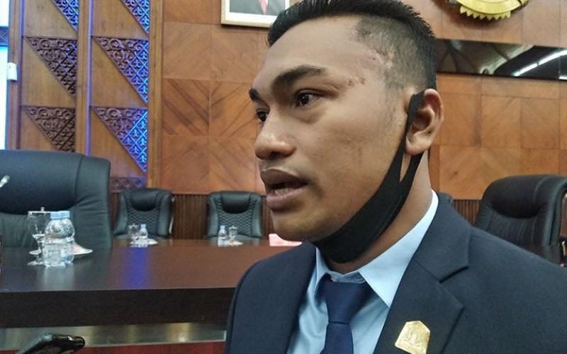 Wakil Ketua DPR Aceh Safaruddin - Antara Aceh/M Haris SA