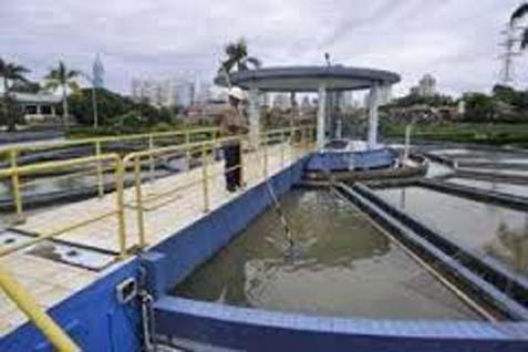 ILustrasi: Sistem penyediaan air minum. - Istimewa