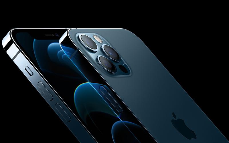 Penampilan iPhone 12 Pro dan iPhone 12 Pro Max 5G. / Dok. apple.com