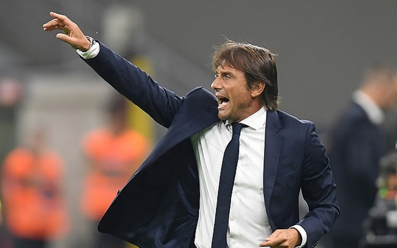 Pelatih Inter Milan, Antonio Conte - Dailymail