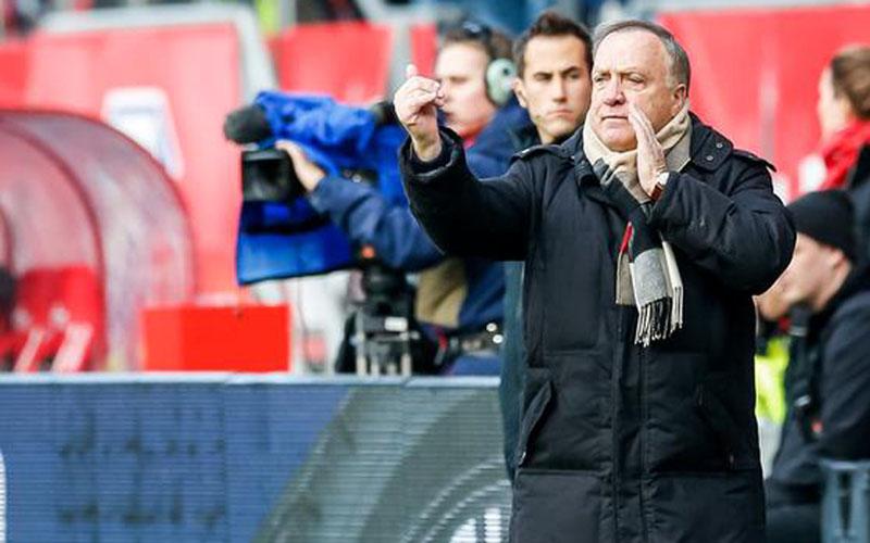 Pelatih Feyenoord Rotterdam Dick Advocaat - nu.nl