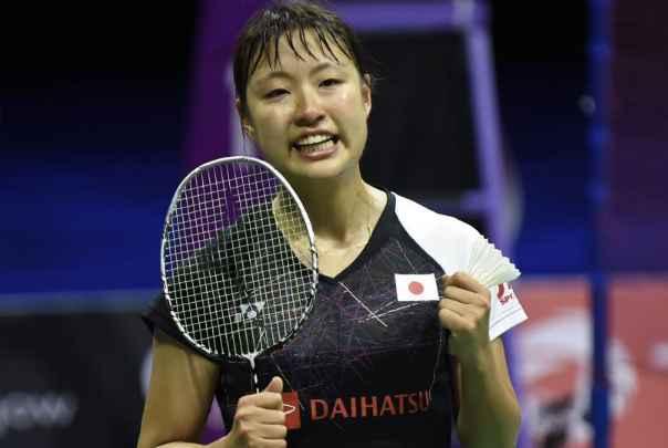 Tunggal putri Jepang, Nozomi Okuhara