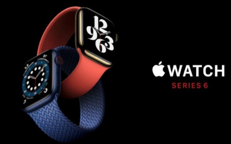 Ilustrasi Apple Watch series