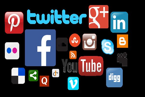 Media sosial - Istimewa