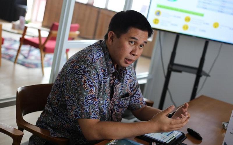 Kepala Bappeda Jabar M. Taufiq Budi Santoso