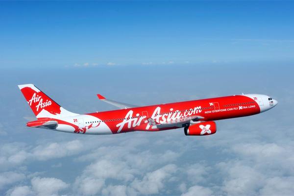 Ilustrasi AirAsia X.  - Dok. Istimewa