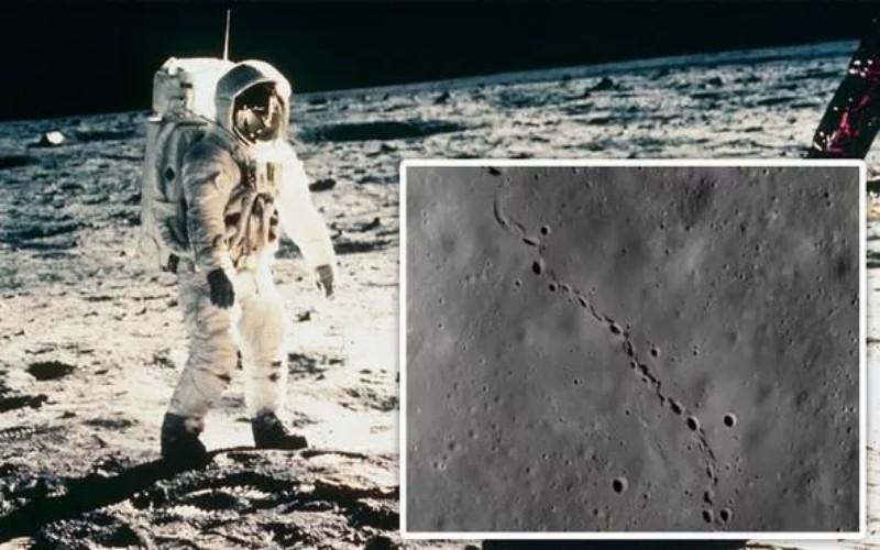 Ilmuwan NASA Temukan Jejak Kaki Aneh di Bulan - Te