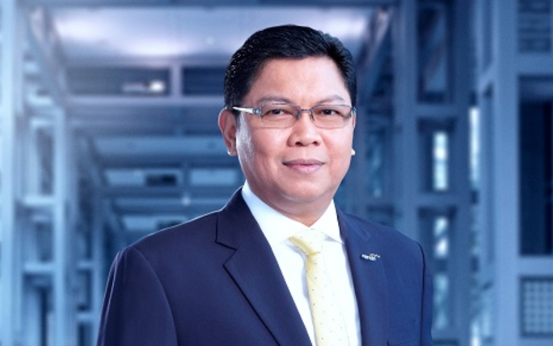 Darmawan Junaidi, Direktur Treasury, International Banking, and Special Asset Management Bank Mandiri - bankmandiri.co.id