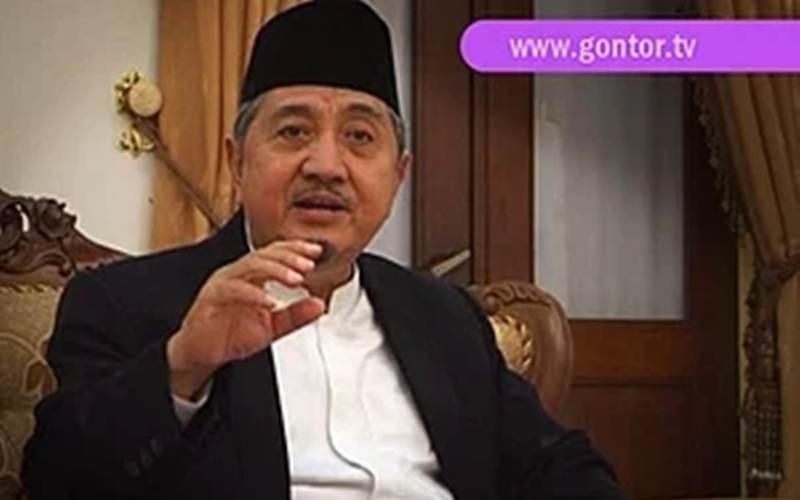 Dr. KH. Abdullah Syukri Zarkasyi, M.A - Wikipedia/gontor.tv