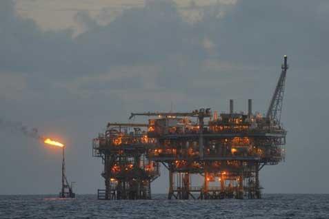 Fasilitas minyak lepas pantai