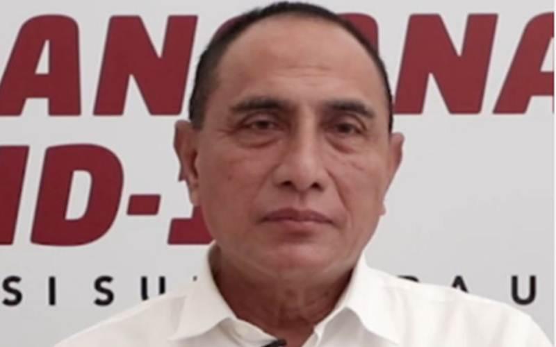 Gubernur Sumut Edy Rahmayadi. - Instagram