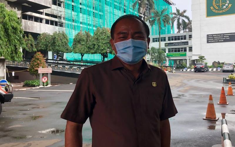 Jaksa Agung Muda Bidang Pengawasan Kejagung, Amir Yanto. JIBI - Bisnis/Sholahuddin Al Ayyubi