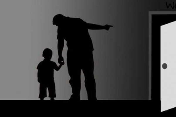 Ilustrasi tindak kekerasan sodomi pada anak. - Antara