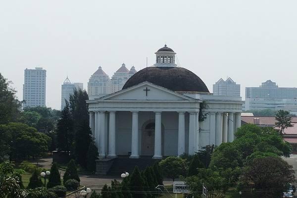 GPIB Immanuel di Jakarta Pusat - Istimewa