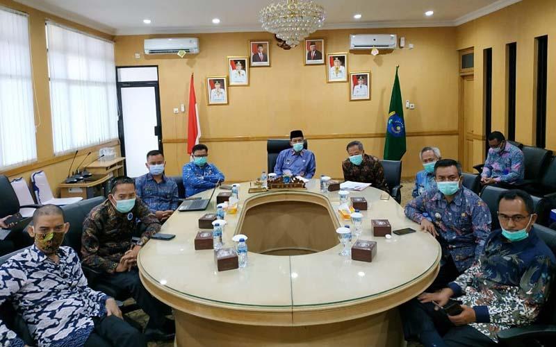 Kabupaten Ogan Komering Ilir, Sumatra Selatan, berhasil meraih 4 penghargaan di bidang pengendalian perubahan iklim. Penghargaan diberikan Menteri Lingkungan Hidup dan Kehutanan (LHK) Siti Nurbaya Bakar pada puncak acara Festival Iklim secara virtual, Jumat (23/10/2020). - Istimewa