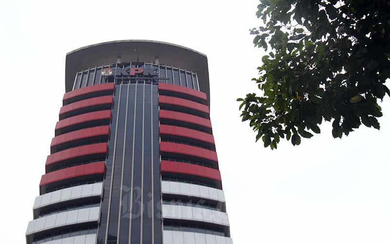 Gedung Komisi Pemberantasan Korupsi (KPK). - Bisnis/Arief Hermawan P
