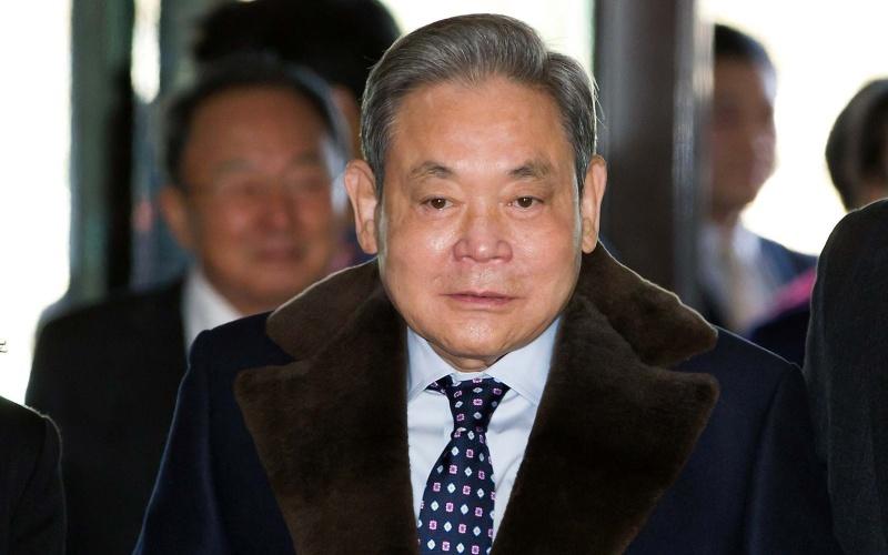 Lee Kun-hee - Bloomberg