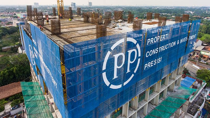 PTPP PPRO PPRE PTPP Tangkap Peluang di Luar Sektor Properti Perumahan - Market Bisnis.com