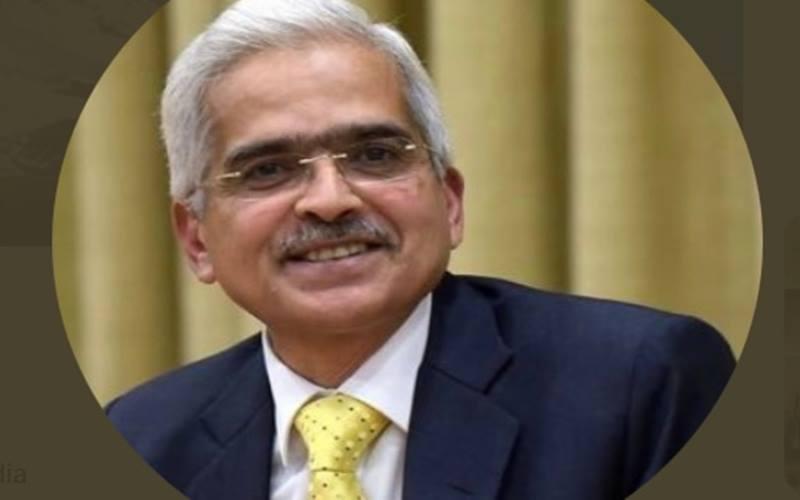 Gubernur Bank Sentral India Shaktikanta Das. - Twitter @DasShaktikanta