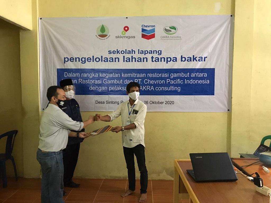 Foto: Dok. PT. Chevron Pacific Indonesia
