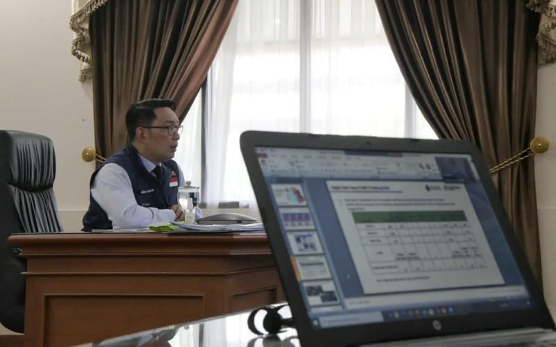 Gubernur Jawa Barat Ridwan