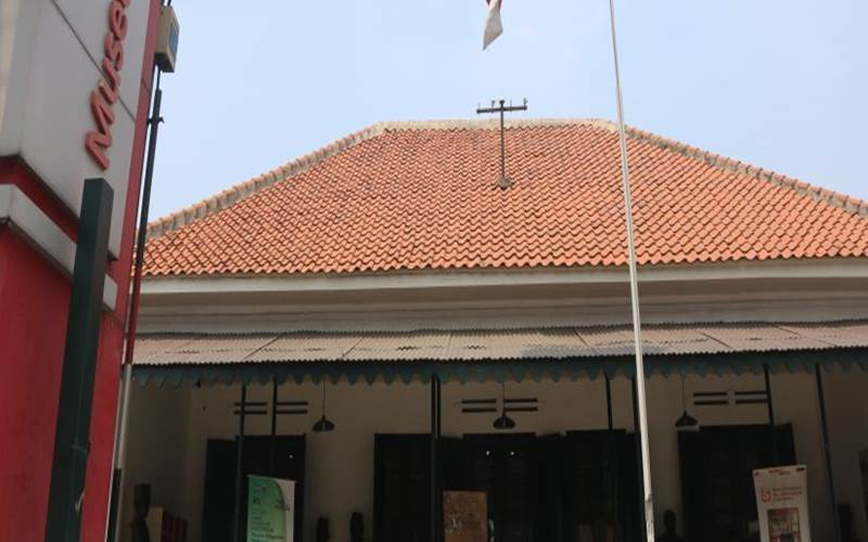 Gedung museum Sumpah Pemuda