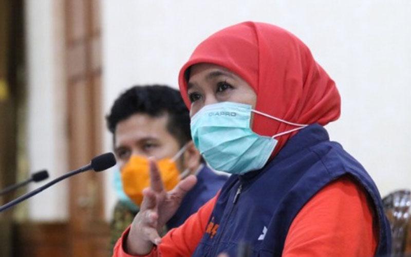 Gubernur Jawa Timur Khofifah Indar Parawansa. - Antara