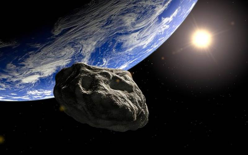 Asteroid 2020 PM7