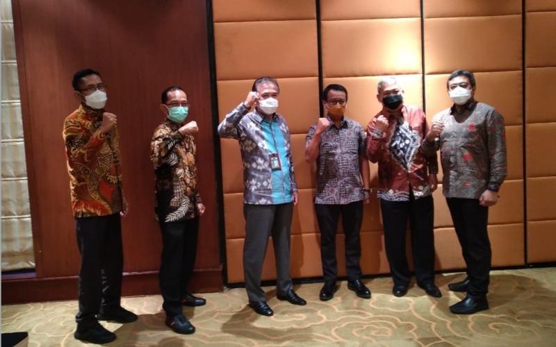 Pergantian pengurus Jamkrindo - Jamkrindo