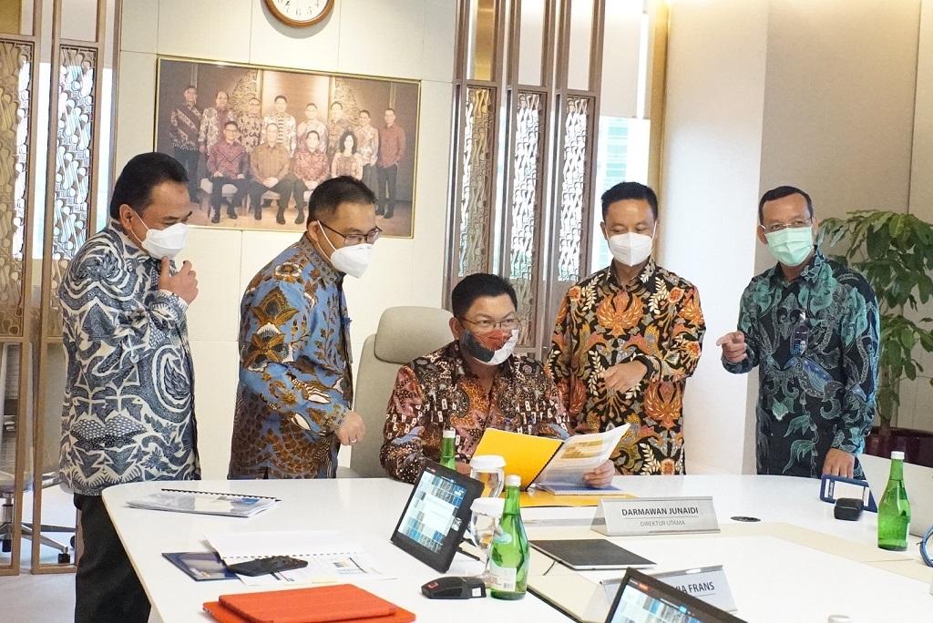 Foto: Dok. Bank Mandiri