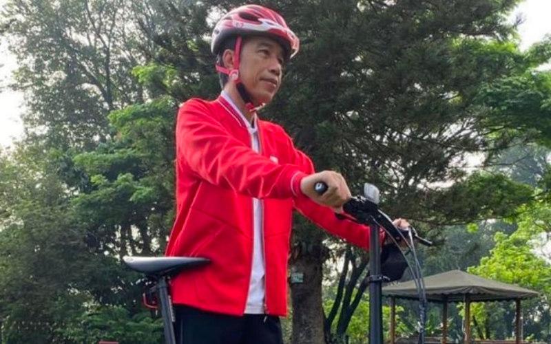 Presiden Joko Widodo / Instagram