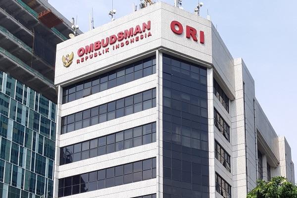 Gedung Ombudsman Republik Indonesia di Jakarta. -Bisnis.com - Samdysara Saragih