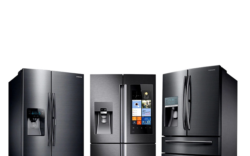 Kulkas Samsung. Keunikan RF60 terletak pada teknologi Cool Select Zone, sebuah kompartemen multifungsi, memiliki 4 pilihan pengaturan suhu sehingga mampu menjadi chiller hingga freezer sesuai kebutuhan dan tipe bahan makanan yang ingin disimpan.  - Samsung