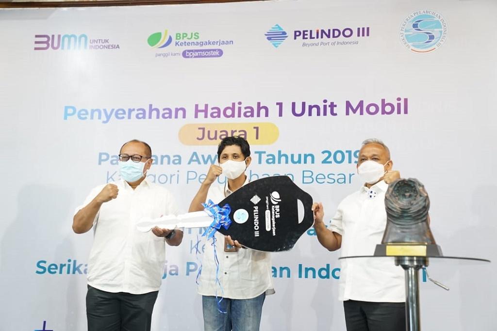Foto: Dok. PT Pelabuhan Indonesia III (Persero)
