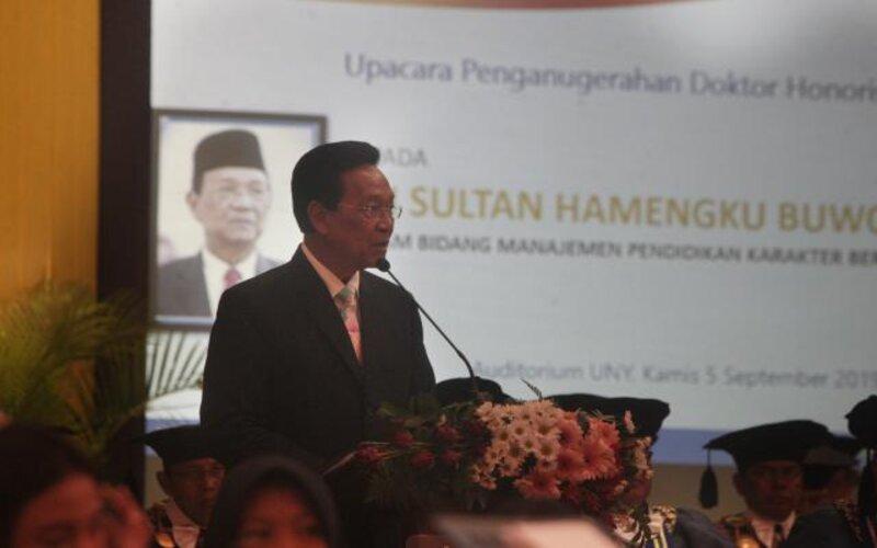 Gubernur Daerah Istimewa Yogyakarta(DIY) Sri Sultan Hamengku Buwono X. - JIBI/Desi Suryanto