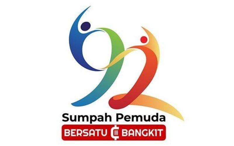 Logo Sumpah Pemuda ke 92 / Istimewa