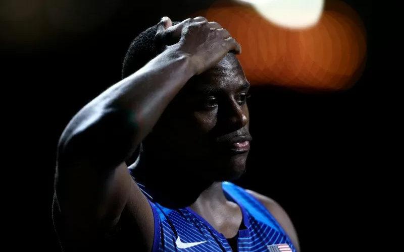 Juara Dunia Lari 100 Meter Asal AS, Christian Coleman, Terancam Gagal Ikut Olimpiade - Antara