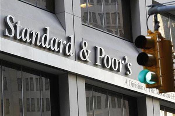 Gedung Standard & Poor's di New York, Amerika Serikat. - Reuters/Brendan McDermid