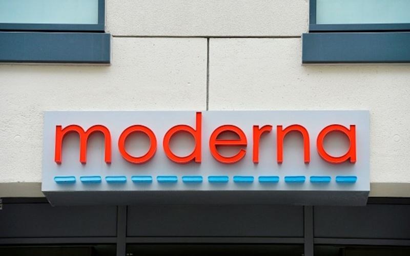 Moderna. - Bloomberg