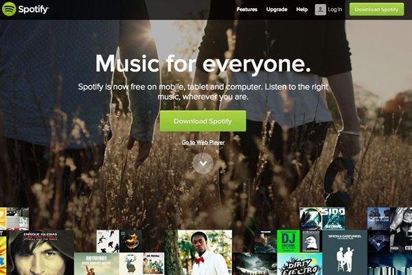 Spotify - Makeuseof