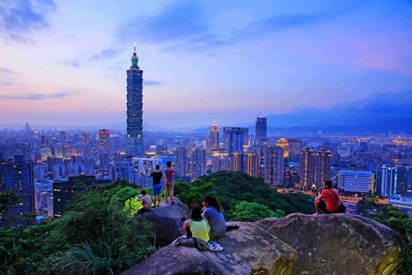 Ilustrasi-Lansekap Taiwan - taiwan.gov.tw