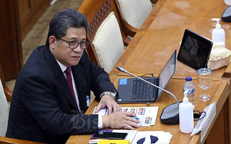 Deputi Gubernur Bank Indonesia Doni Primanto Joewono. -  Bisnis/Eusebio Chrysnamurti